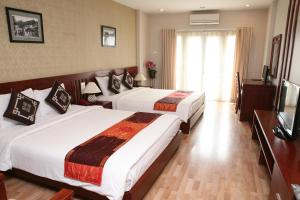 Golden Land Hotel, Hotels  Hanoi - big - 16