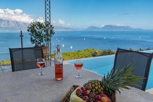 Ionian Heaven Villas, Vily  Nikiana - big - 3