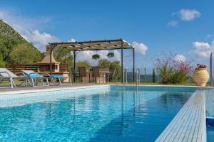 Ionian Heaven Villas, Vily  Nikiana - big - 22