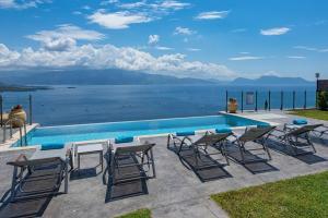 Ionian Heaven Villas, Vily  Nikiana - big - 19