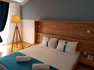 Hotel Magnolia, Hotels  Tivat - big - 55