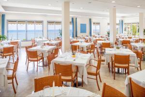 Hotel Metropol, Отели  Диано-Марина - big - 32