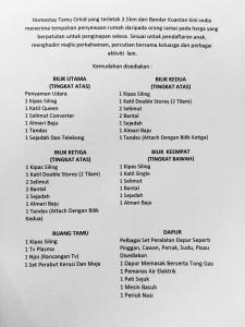 Homestay Tamu Orkid (Guest House), Privatzimmer  Kuantan - big - 7