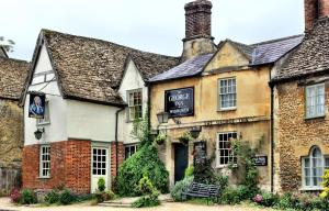 Ostelli e Alberghi - The George Inn - Lacock