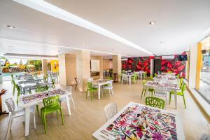 Hotel Maria del Carmen, Отели  Мерида - big - 31