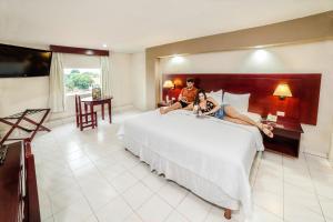 Hotel Maria del Carmen, Отели  Мерида - big - 15