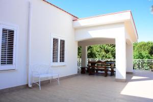 Villa Punta Pispisa, Vily  Scopello - big - 10
