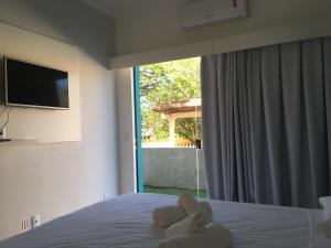 Florinn Praia Hotel, Szállodák  Florianópolis - big - 23