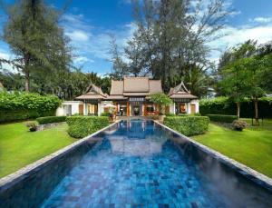 Double Pool Villas by Banyan Tree, Rezorty  Bang Tao Beach - big - 53