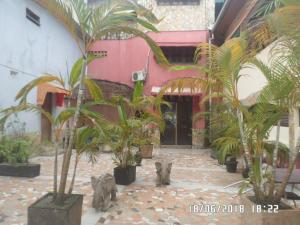 Hotel residence seven 7, Hotely  Abobo Baoulé - big - 17