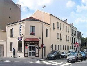 Hotel des Bains - Saint-Maurice