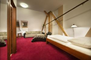 Brioni Suites, Apartmánové hotely  Ostrava - big - 37