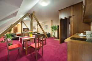 Brioni Suites, Apartmánové hotely  Ostrava - big - 4