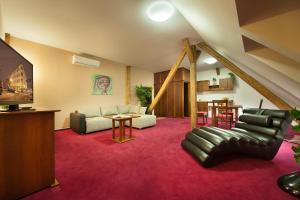 Brioni Suites, Apartmánové hotely  Ostrava - big - 6