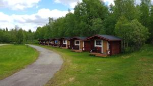 Näverniemi Holiday Center, Üdülőtelepek  Ivalo - big - 81