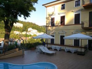Raffaello Residence, Aparthotely  Sassoferrato - big - 9