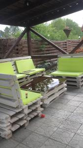 Inn Chalet Polyana, Penziony – hostince  Novoabzakovo - big - 24
