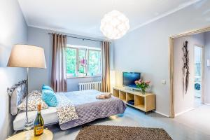 Muranow Warsaw Apartment