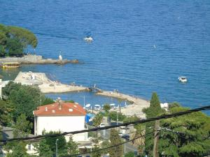 Apartment with breathtaking view, Opatija