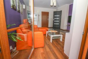 Apartamenty Jagiellońska - Apartament Pomarańczowy oraz Zielony