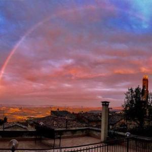 obrázek - Montalcino...il suo panorama...le sue emozioni...