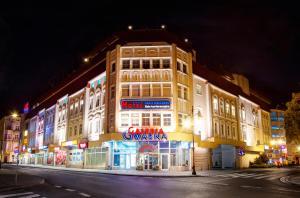 4 hvězdičkový hotel Hotel Gwarna Lehnice Polsko