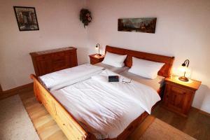 St Lukas Apartments, Apartmány  Oberammergau - big - 6