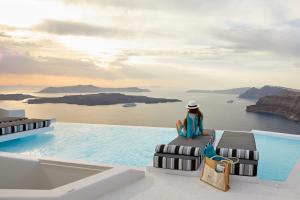 Alti Santorini Suites, Vily  Megalochori - big - 100