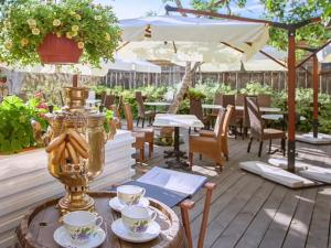 Boutique Hotel Imperial, Hotels  Suzdal - big - 19