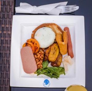 Hotel Barmoi, Hotely  Freetown - big - 39