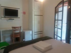 Hotel Marina Do Lago, Отели  Santa Cruz da Conceição - big - 10