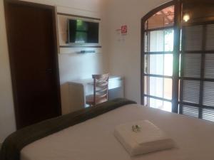 Hotel Marina Do Lago, Отели  Santa Cruz da Conceição - big - 36