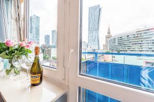 Gold Apartment Złota