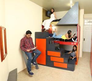 peña de carlo, Guest houses  Toluca - big - 13