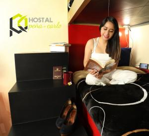 peña de carlo, Guest houses  Toluca - big - 12