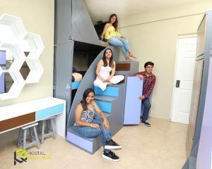 peña de carlo, Guest houses  Toluca - big - 10
