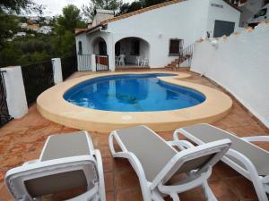 Villa Amistad, Villen  Orba - big - 39