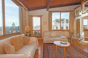 Gorgeous penthouse Spanish Steps - abcRoma.com