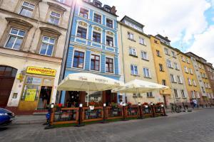 City Central Hostel KOTLARSKA, Вроцлав