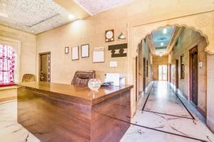 Room in a heritage stay near Jaisalmer Fort, Jaisalmer, by GuestHouser 10432, Holiday homes  Jaisalmer - big - 19