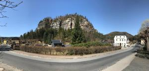 Hotel am Berg Oybin garni - Heřmanice