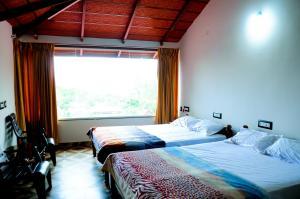 The Mayuravana Homestay, Проживание в семье  Чикмагалур - big - 7
