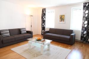 100 m2 Sunny Apartments - Schoenbrunn, Apartmány  Vídeň - big - 9