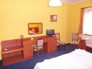 Hotel-Restauracja Spichlerz, Szállodák  Stargard - big - 47