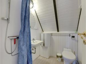 Holiday Home Nørre Nebel with a Fireplace 01, Nyaralók  Nørre Nebel - big - 4
