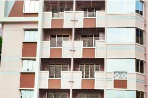 Apartment room in Salt Lake, Kolkata, by GuestHouser 13797, Apartmanok  Kalkutta - big - 1