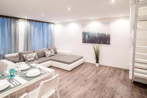 High-quality ambience in the city center with A/C - Budapest