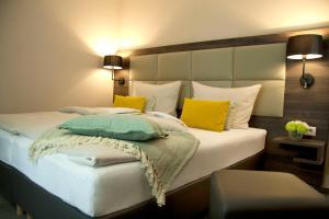 Hotel Hotel Am Moosrain Garni Eitting Německo