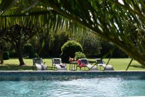Location gîte, chambres d'hotes Mas de Bouvet en Camargue dans le département Bouches du rhône 13