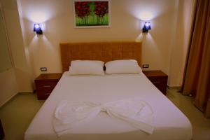 Hotel Blue Days, Szállodák  Borsh - big - 25